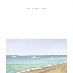 Quicks Hole Beach card