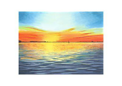 Tashmoo Sunset