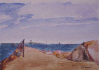 Salters Point Pier