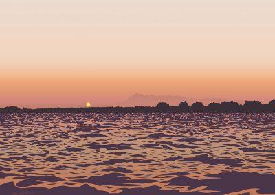 Salters Sunset